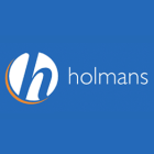 holmans logo