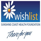 logo of wishlist the Sunshine Coast Health Foundation