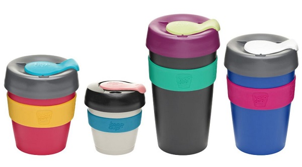 No more disposable cups in 2019!