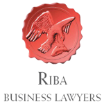 logo for Riba Business Lawyers