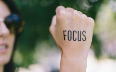 Staying focused on what is IMPORTANT – how to do this everyday.